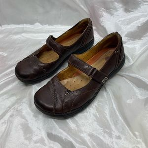 Clarks Unstructured Mary Jane Shoes